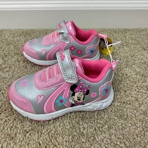New Minnie Mouse sneakers size 7